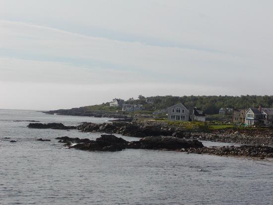 Marginal Way : Out to sea