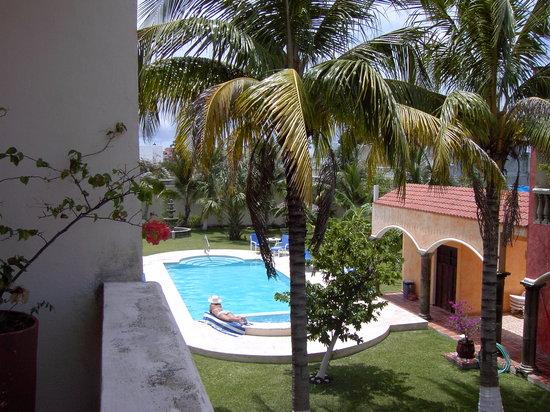 Casa Colonial : From the Balcony