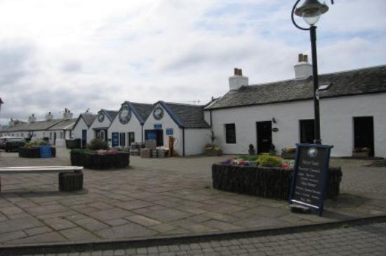 The Alexandra Hotel: Isle of Seil - one of the tours