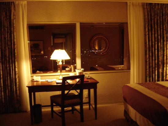 Hilton Dallas Lincoln Centre : basic room