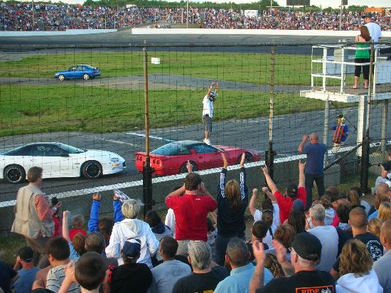 Seekonk Speedway: The finalists