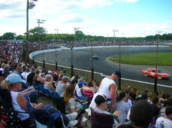 Seekonk Speedway: The enduro racing