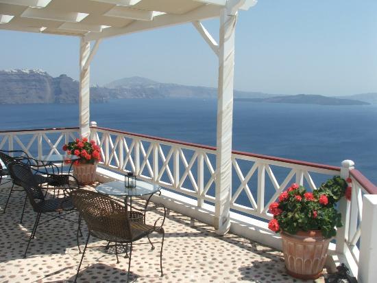 Perissa, Yunanistan: wow