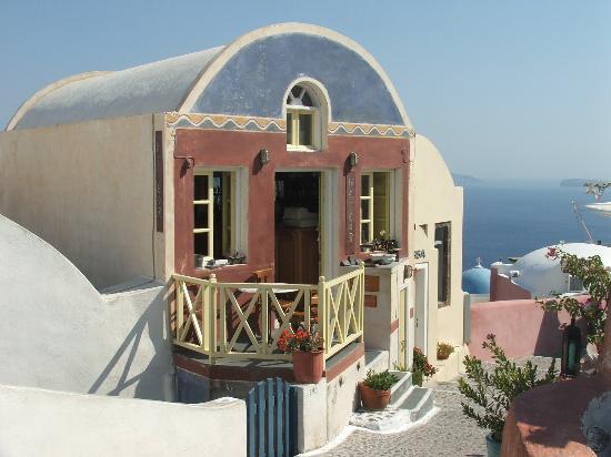 Perissa, Yunanistan: golly
