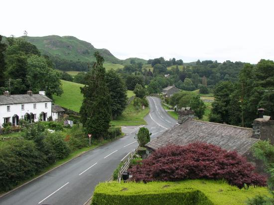 Skelwith Bridge Hotel: a room with a view