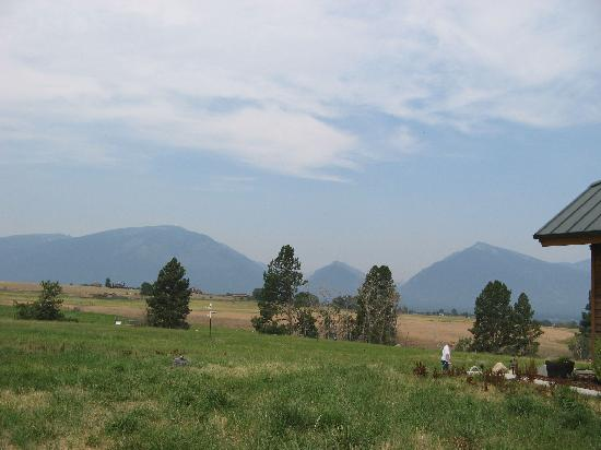 Big Sky Bed and Breakfast : View from Big Sky