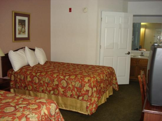 Jameson Inn Perry: Double room