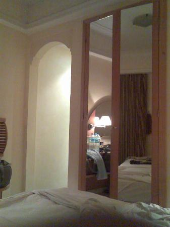 Hotel Mounia: la chambre