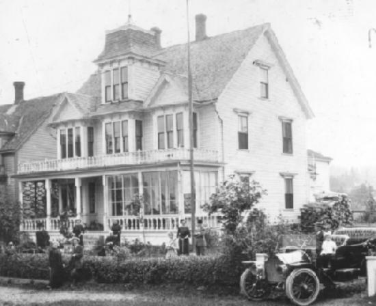 The Maple Inn: Maple Inn 1893