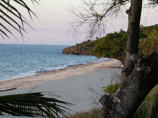 Anjajavy L'Hotel: Blick ins Paradies