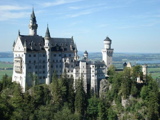 Neuschwanstein: it really does look this good!