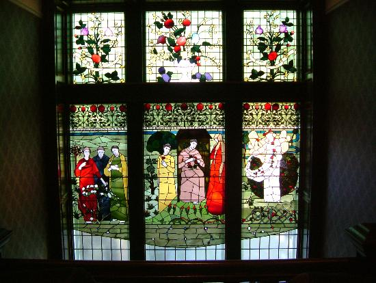 Hotel du Vin at One Devonshire Gardens: Burrell's window
