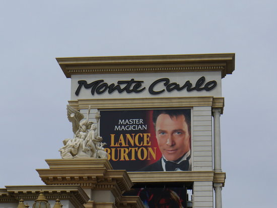Lance Burton Magic Show