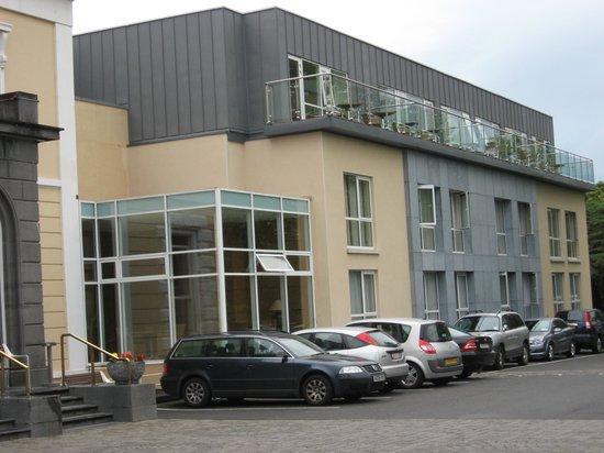 Clonmel, Irlanda: Hotel front