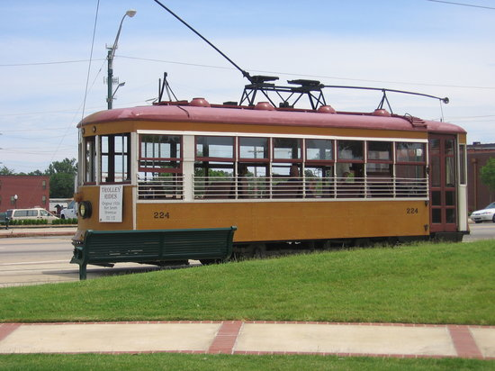 ‪Fort Smith Trolley Museum‬