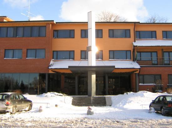 Oru Hotel : Hotel entrance
