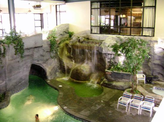 Indoor pool Picture of Sidney James Mountain Lodge Gatlinburg
