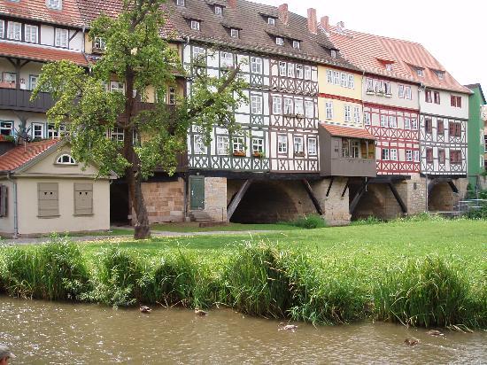 Mercure Hotel Erfurt Altstadt: The Krämerbrücke, Erfurt