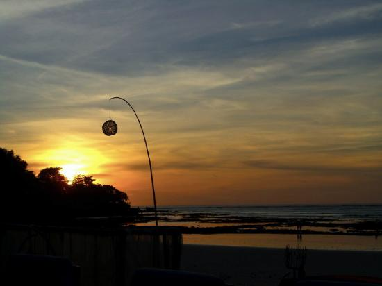 Karma Jimbaran: gorgeous sunset