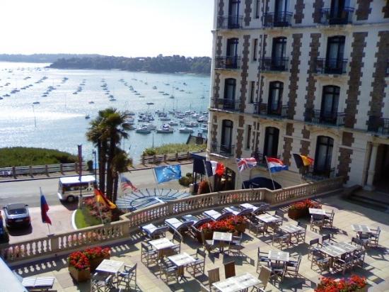 Dinard Grand Hotel Barriere