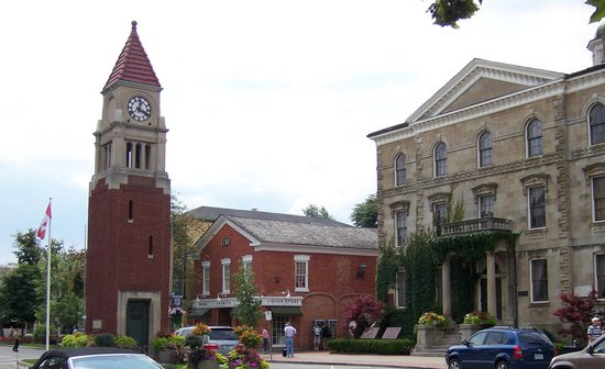Niagara-on-the-Lake, Canada: NOTL Clocktower