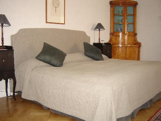 Grand Hotel: bedroom