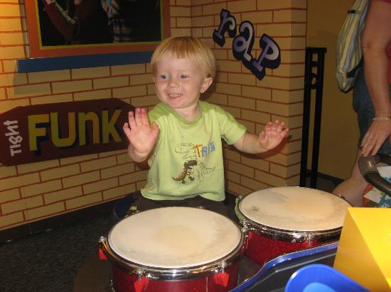 Boston Children's Museum: Music:Rythm, Roots & Rhyme
