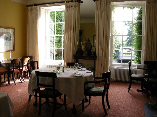 Newforge House: dining-room