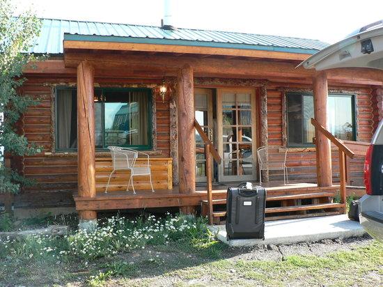 Bar-N-Ranch: cabin 7(cream creek)