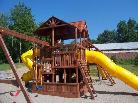 Comfort Suites Lake George: THE PLAYGROUND