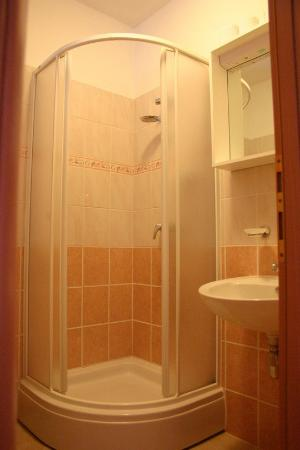 Kathy's Budget Accommodation : sample bathroom