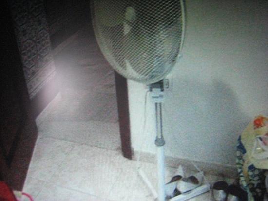 Hostal Fantoni: 60€/habitación y con ventilador de pie. Esto no se puede aguantar en una ciudad como Cádiz.