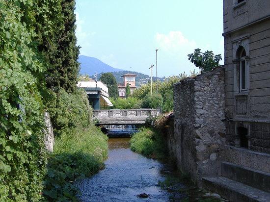 Torrente di Garda, Lake Garda