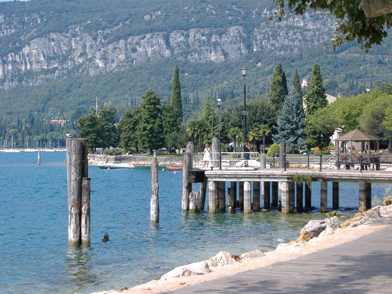 Lake Front, Garda, Lake Garda