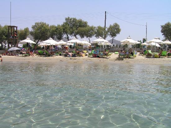 Galaxy Hotel: The beach