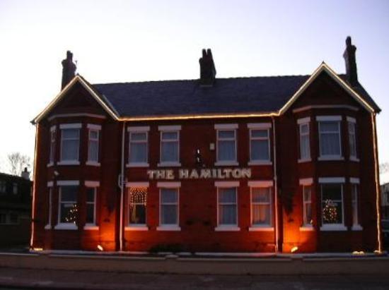 The Hamilton: Front