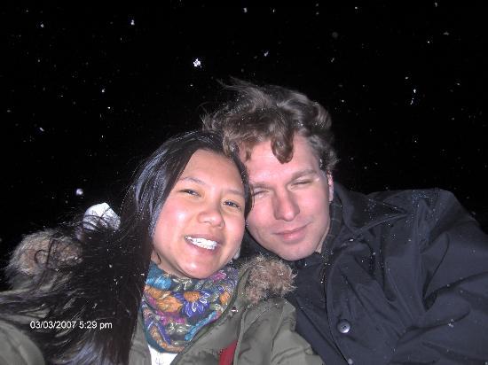 Stowe, VT: romantic sleigh ride