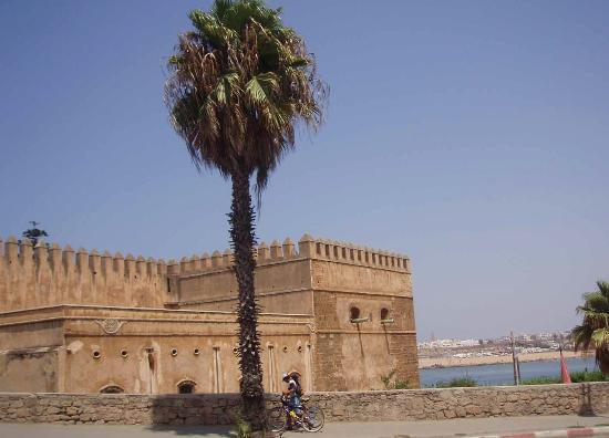 Rabat, Maroc : Kasbah des Oudaias
