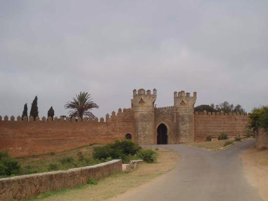 Rabat, Fas: Chellah