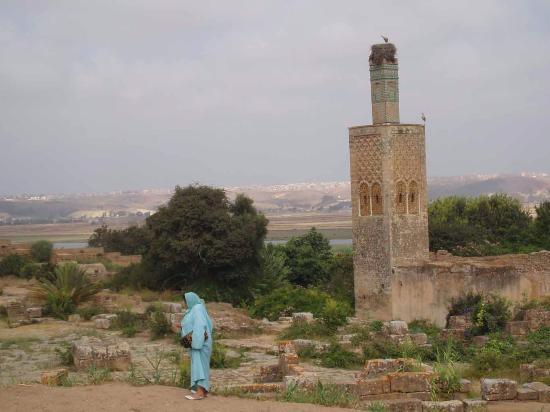 Rabat, Morocco: Chellah