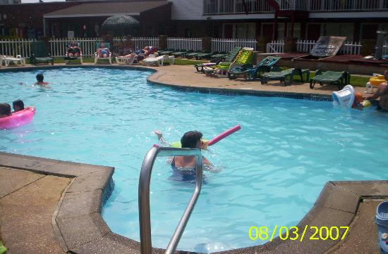 Hershey Motel: Great Pool!!!!!!