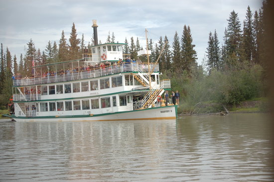 Riverboat Discovery : Tour boat