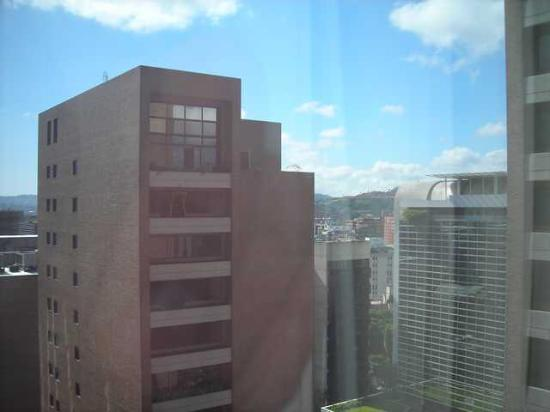 JW Marriott Hotel Caracas: View from the room