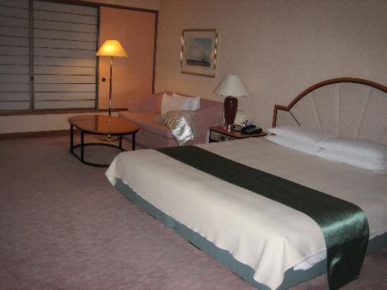 Hilton Tokyo Bay: Nice room