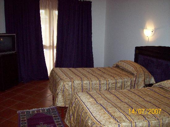 Hotel Al Khaima : Doppelzimmer