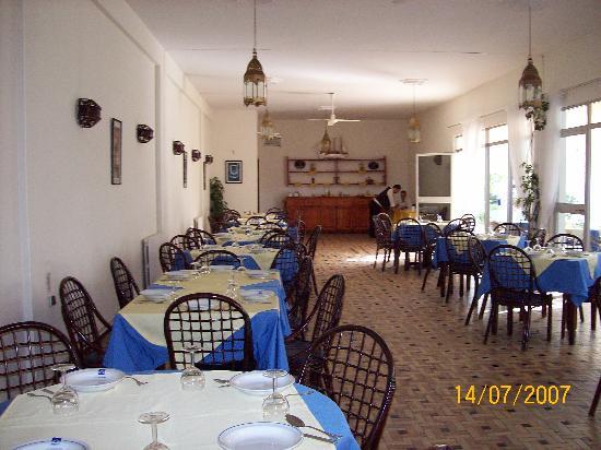 Hotel Al Khaima: Restaurant