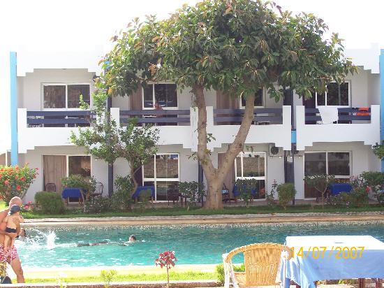 Hotel Al Khaima : Schwimmbad