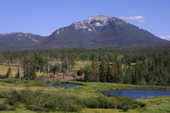 Echo Valley Ranch & Spa: View from Lookout Lodge