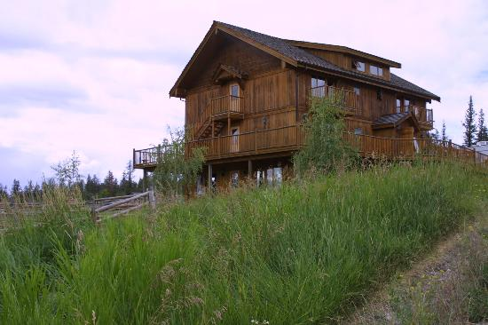 Echo Valley Ranch & Spa : Lookout Lodge