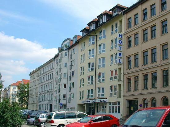 Hotel Markgraf Leipzig: Außenansicht